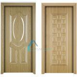 Diacount dernière conception HDF Honeycomb Core Interior House Room Door