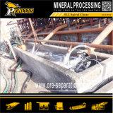 Reprise spiralée de produit de queue de minerai d'équipement minier de séparation de produits de queue minéraux de charbon