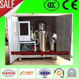 真空の隣酸塩エステル耐火性オイル浄化機械、オイルの処理場