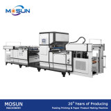 Msfm-1050b vollautomatischer Wasser-Kleber-Film und thermischer Film-lamellierende Maschine