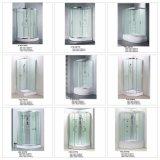 quarto desobstruído do cerco do chuveiro do vidro Tempered de 6mm para o banheiro