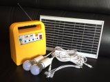 Sistema de energia solar de IP65 10W 20W 30W 40W 50W 60W 80W 100W 200W para a HOME com painel solar