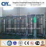 Cilindro criogénico industrial del Dewar del lar Lco2 de Lin del Lox de la alta calidad