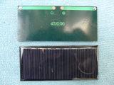 comitato solare Tempered del coperchio di vetro 1W per indicatore luminoso solare,