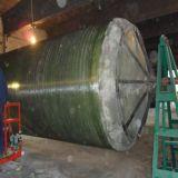 De samengestelde Windende Tank van de Vorm van de Tank van het Schip GRP van de Machine FRP van het Schip Windende