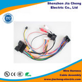 Harnais de câblage argenté de loup pour le constructeur de Shenzhen de composants de l'ordinateur