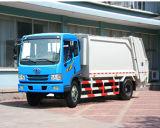 El Camión de la basura Camión de la basura de Faw 10 Cbm compactador