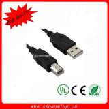 Bm 데이터 케이블에 USB 2.0 인쇄 기계 케이블 USB AM