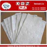 geotextil tejido monofilamento de 130g PP con alta capacidad de la filtración