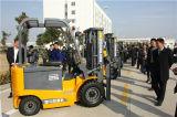 Moteur à courant alternatif Chariot élévateur de moteur électrique de 2.5 tonnes avec la hauteur de 6m