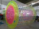 Boule de commande de marche de l'eau humaine gonflable de PVC