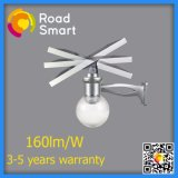 LED-Solarbewegungs-Fühler-im Freienstraßenlaternemit Lithium-Batterie