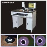 Asida Marke Schaltkarte-Zeile Breiten-Prüfungs-Maschine,