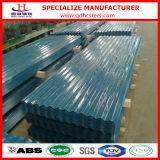 Покрасьте Coated Corrugated стальной лист