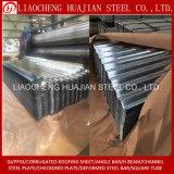 Material para techos acanalado galvanizado del metal de hoja con el fabricante del OEM