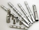 ISO9001 tournant/a tourné l'usinage en aluminium usiné par commande numérique par ordinateur de pièces de précision d'OEM de partie