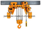 Низкий перемычки Электрическая лебедка (500kgs для 10ton)