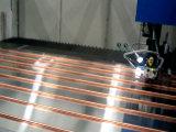 Riscaldatore di acqua solare dell'assorbitore blu ad alta pressione della lamina piana