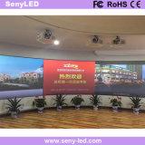 Écran superbe d'Afficheur LED de panneau de mur de vidéo de la qualité 2.5mm