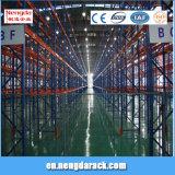 Stahlladeplatten-Zahnstange mit Rahmen-Schutz für automatisches Lager