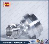 Alluminio della saldatura esplosiva/giunture criogeniche d'acciaio