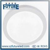 2015 Sale caldo 300*300mm Round LED Panel Display