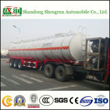 3 Radachsen 46cbm Fuel/Oil Tanker Semi Trailer für Sales