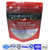 FDA Dry Fruit Peanuts Plastic Packaging Bag