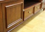 Carrinho de madeira contínuo da tevê do armário da sala de visitas (M-X2201)