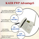GSM&PSTN Rj11 SIM 카드 Landline 전화 (KT1000 (162))