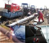 saldatori del bastone 400A con il motore diesel ed il generatore
