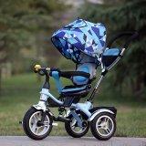 最もよい品質の熱い販売のFoldable赤ん坊の三輪車(OKM-1289)