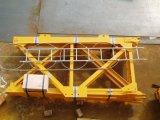 Populärer doppelter Turmkran der Drehung-6t für Aufbau