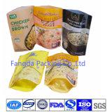 Saco de plástico de /Snack do alimento do FDA com garantia 12month