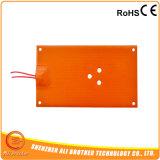 calefator da borracha de silicone do elemento de aquecimento 110V