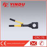 Herramienta de corte hidráulica del cable (CPC-75)