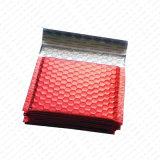 Sobre completado metálico rojo brillante de Aluminizer