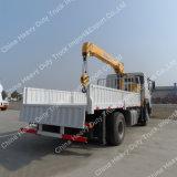 hydraulischer teleskopischer Kran-Ladung-Kran der Hochkonjunktur-10tons LKW eingehangener für Verkauf