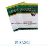 견과를 위한 플라스틱 제품 비닐 봉투 진공 Deoxy 식료품 주머니