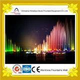Fontana di acqua irregolare di Dancing con comando digitale