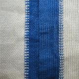Réseau 100% vert lourd UV d'ombre tricoté par HDPE de Vierge