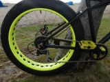 Bicicleta de pouco peso da liga com Shimano Derailleur