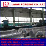 Le moulage modifié de pipe plat meurent la pièce forgéee selon le contact ISO9001 de retrait d'usager