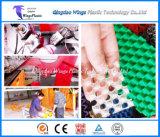 Линия машинного оборудования листа пола пластмасс PVC Ce & ISO каландрируя/анти- - производственная линия циновки выскальзования