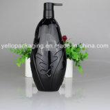 Bouteille en plastique d'empaquetage en plastique de bouteille de shampooing de cheveu de bouteille de shampooing de douche
