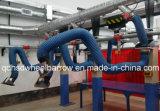 Braço de filtração da sução no uso de soldar a fábrica & de proteger trabalhadores