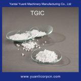 Granule blanc Tgic pour l'enduit de poudre