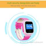 Relógio colorido dos miúdos do GPS da tela de toque para os presentes relativos à promoção (Y5)