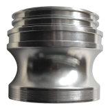 Pièces usinées par aluminium