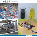 Waste di plastica a Diesel Recycling Machinery 10ton Per Day